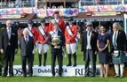 Americans make it a treble in Dublin thriller