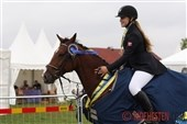 Nordic Champion in Eventing Rikke Nyboe Andersen