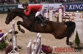 International show jumpers changing ownership