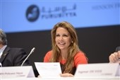Call on HRH Princess Haya for third term