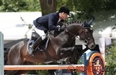 Stallion Saint Amour to Janne Meyer