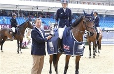 18-year-old rider wins 5-star class
