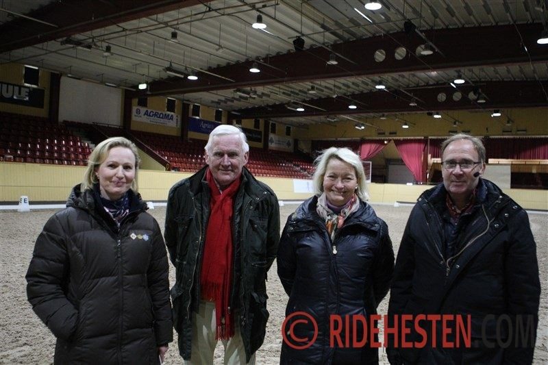 Breeders and riders aim for WBYHC - Ridehesten.com