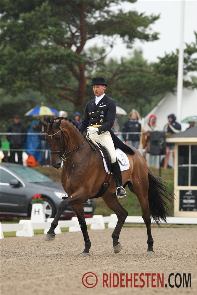 Swedish Championships in dressage