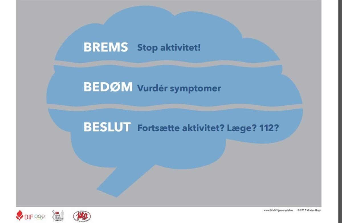 symptomer for hjernerystelse