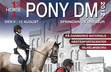 First Horse titelsponsor for pony-DM