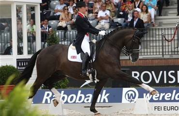 FEI overvejer nations cup i dressur