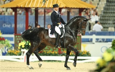 Steffen Peters sejrrig i Florida