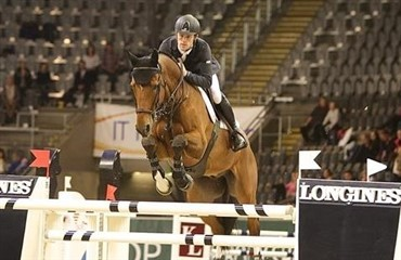 Scott Brash vinder World Cup i Oslo