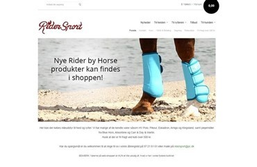 Shop hos RiderSport