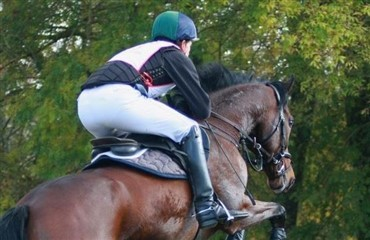 First Copenhagen Eventing 2013