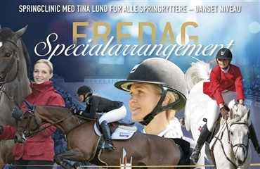 Herning 2013: Clinic med Tina Lund