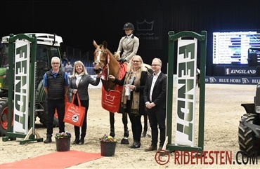 Maria Hjorth sejrer i CSI3* Medium Tour finalen!