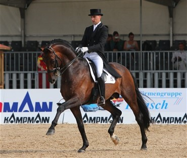 Romanovs internationale GP-debut