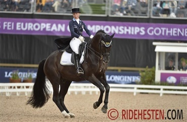 Werth og Nilshagen til Saab Top 10 Dressage