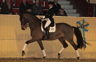 Minnas Grand Prix-debut med Larina