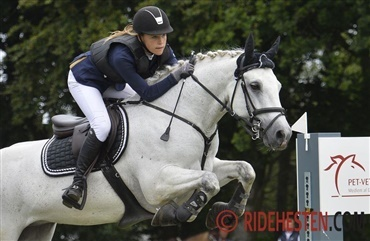 Ponylandshold til Nations Cup i Fontainebleau