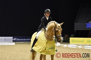 Almased Dressage Amateurs afholdes for tredje gang