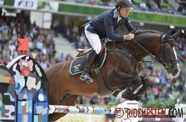 Ask hest vinder Longines Global Champions tour