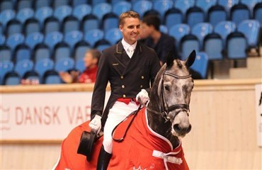 Youngster Cup dressur - nu for 5-års