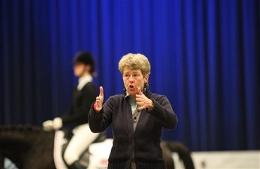 Topryttere til Global Dressage Forum