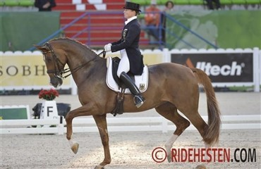 Bella Rose over 79% i Grand Prix
