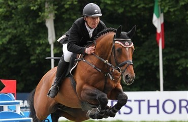Hold udtaget til FEI Nations Cup