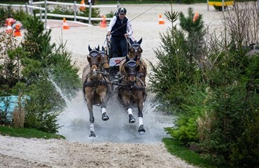 FEI World Cup-finale i firspand