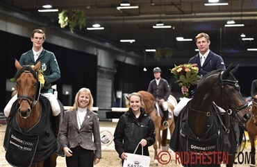 Tysk triumf ved Odense Horse Show