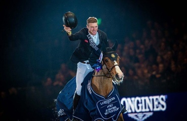 William Whitaker vinder World Cup springning ved Olympia