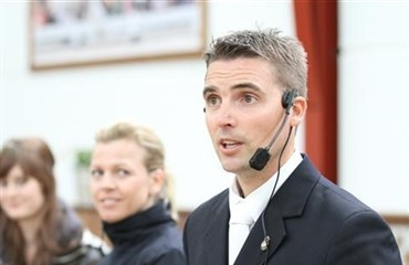 Ny hingst til Helgstrand - VIDEO