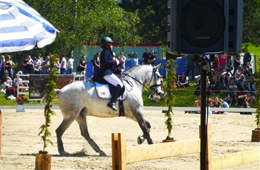Danmark nr. 4 til EM i Working Equitation (Video)