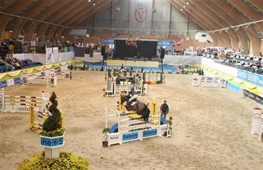 Danish Derby International Horse Show 2012