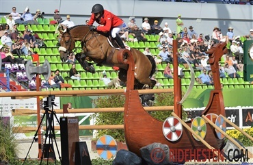 Nayel Nassar vinder Longines Speed Challenge i Los Angeles