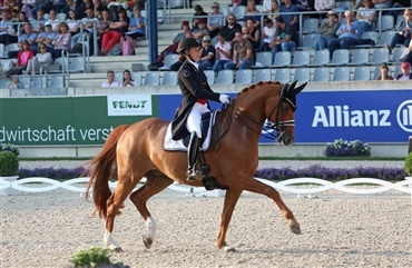 God start for Dufour og Cassidy i Aachen